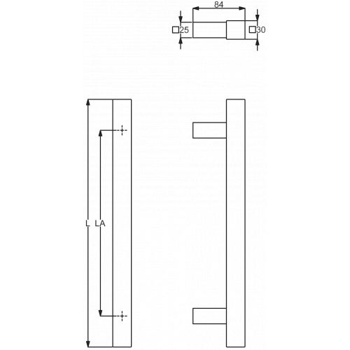 Schéma barre San Domino