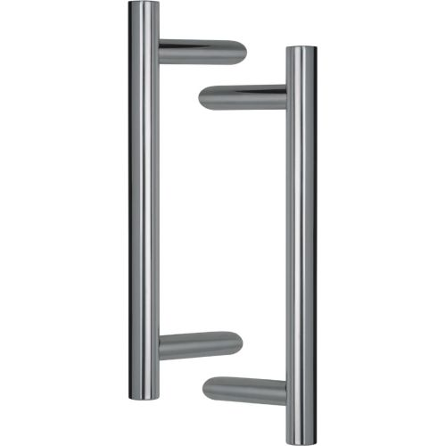 Double Barre Kos Inox Mat