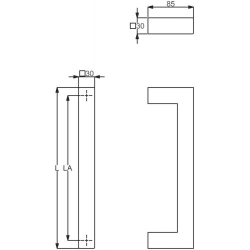 Schéma barre Kreta II