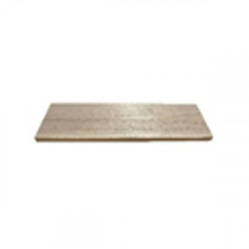 Tablette en bois de peuplier 600 mm x 190 mm