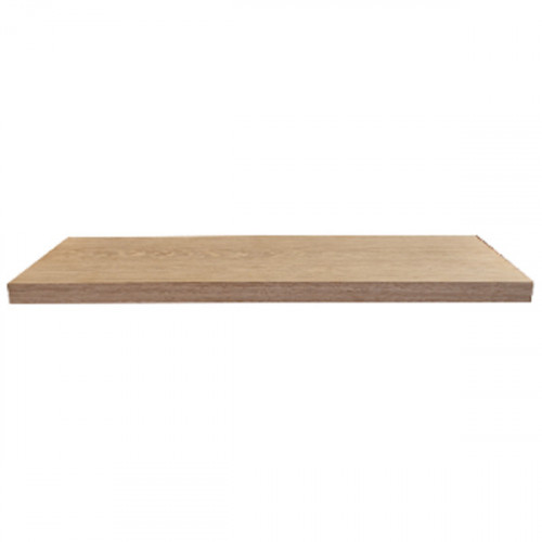 Tablette en chêne massif ( standard ) 800 x 100 mm