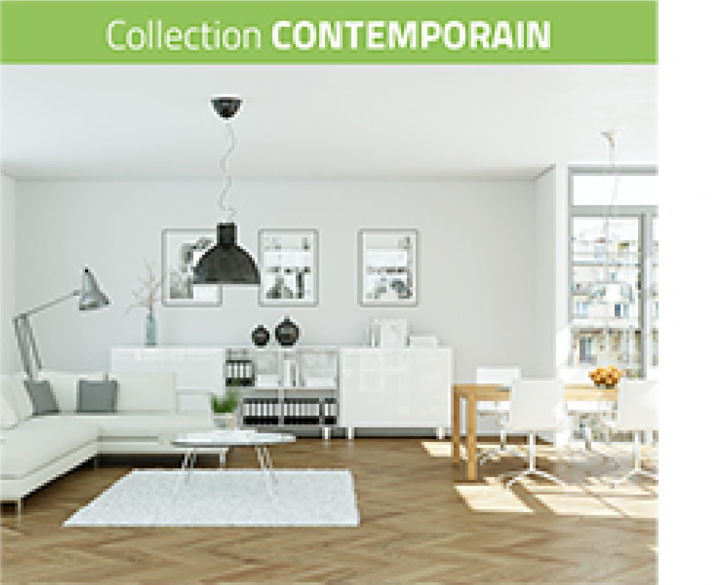 COLLECTION CONTEMPORAIN