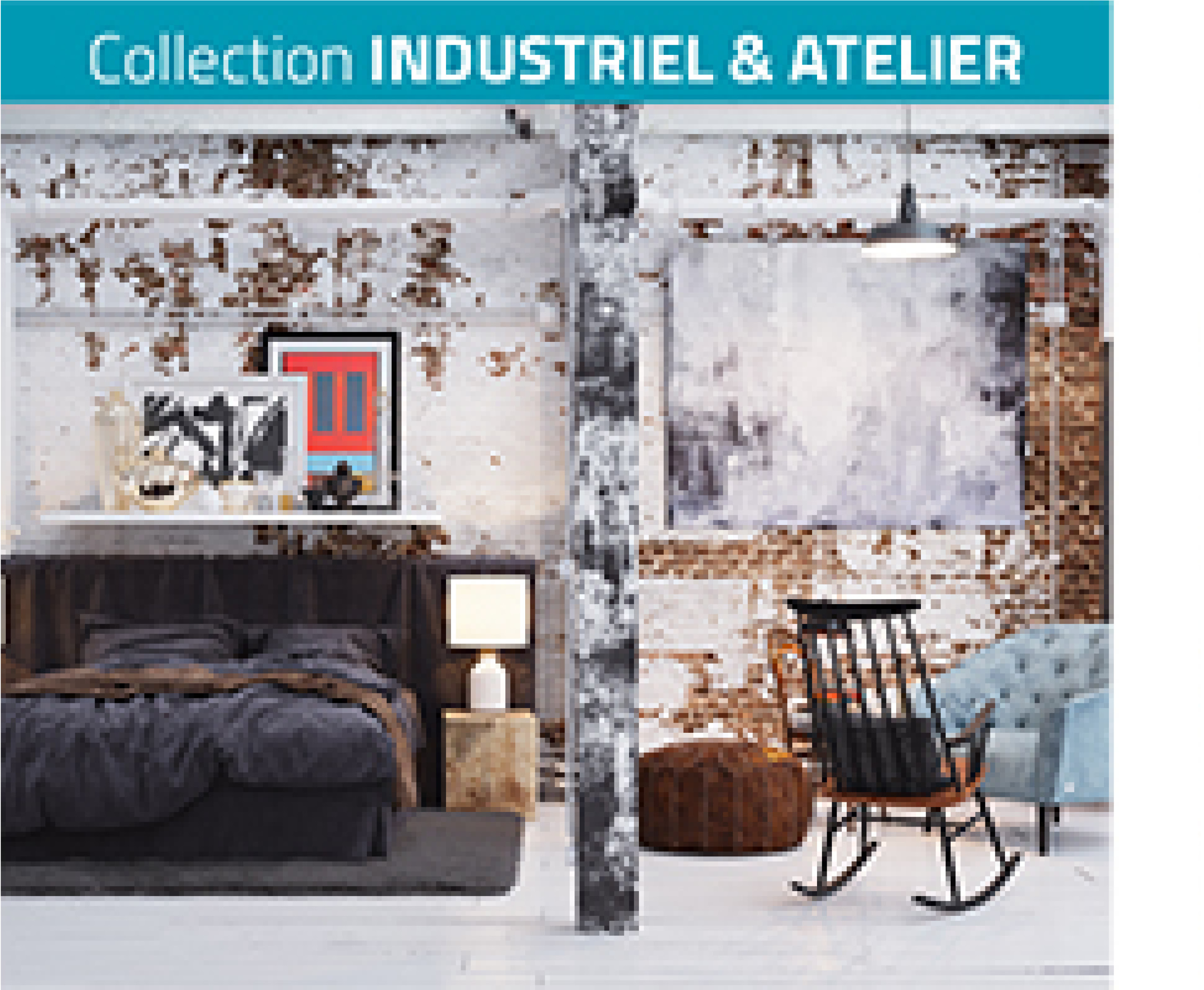COLLECTION INDUSTRIEL & ATELIER